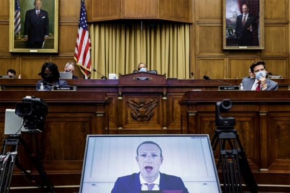Amerikaanse parlement wil topmannen techbedrijven opnieuw horen, nu over desinformatie