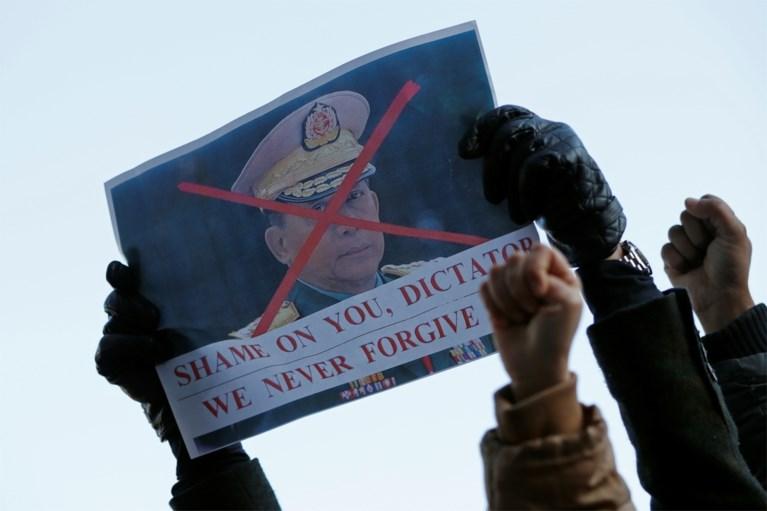 Buitenlandse reacties op staatsgreep Myanmar: 'zeer bezorgd'