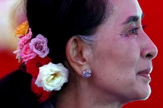Staatsgreep Myanmar: 'Aung San Suu Kyi aangeklaagd voor bezit van illegale walkietalkies'