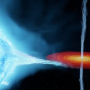 Superzwaar zwart gat 'Cygnus X-1' groter dan gedacht