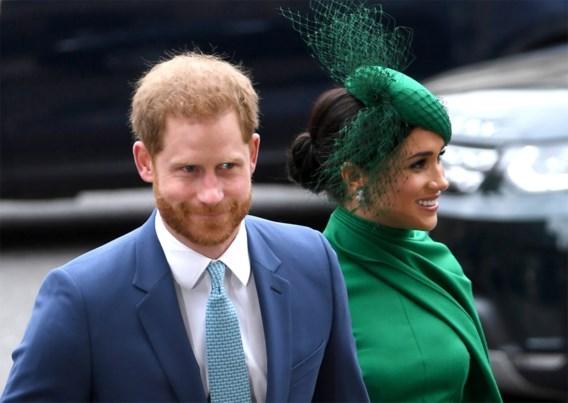 Prins Harry en Meghan verliezen laatste koninklijke titels