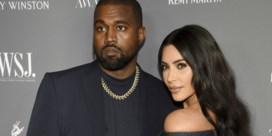 Kim Kardashian vraagt scheiding van Kanye West aan