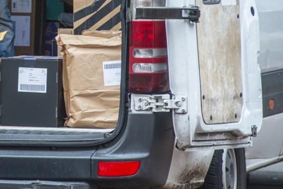 Dief van bestelwagen aangehouden dankzij track & trace