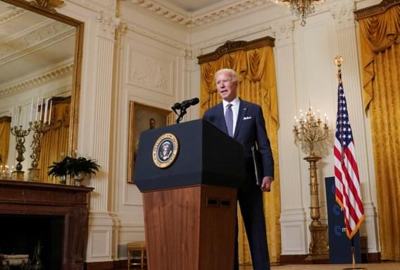 Biden: Strijd tussen democratie en autoritarisme 'op cruciaal punt'