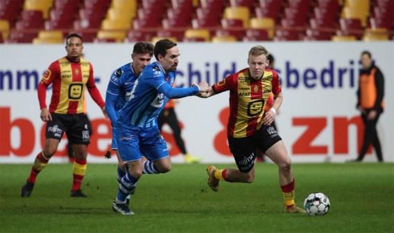 KV Mechelen en AA Gent vergeten kansen af te maken en blijven steken op gelijkspel
