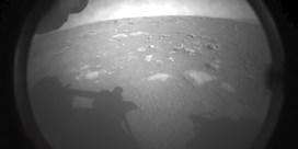 Enorme ontlading bij Nasa: bekijk de eerste beelden van Perseverance op Mars