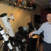 Verkoop van telescopen bij Urania enorm gestegen