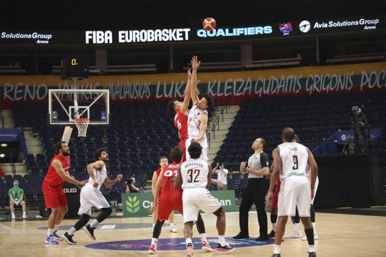 Belgian Lions na winst tegen Denemarken zeker van vijfde EK op rij