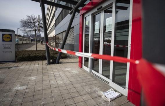 Verdachte opgepakt voor bombrieven aan Duitse voedingsbedrijven