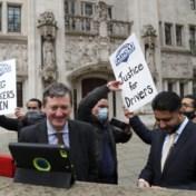 Strijd om rechten Uber-chauffeurs naar nieuw kookpunt