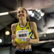 Merel Maes, 16-jarig hoogspringfenomeen dat tegelijk nog in provinciale voetbalt