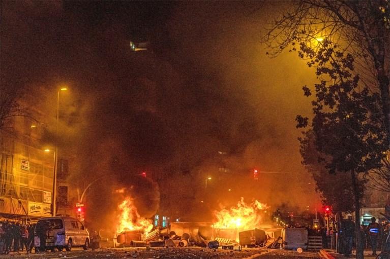 Vierde onrustige nacht in Spanje na arrestatie rapper Hasél
