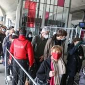 NMBS activeert opnieuw drukteplan: 'Veel volk in grote stations'