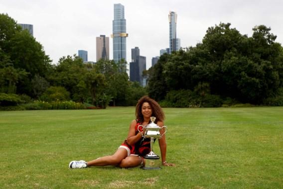 Naomi Osaka biedt antwoord op nivellering vrouwentennis