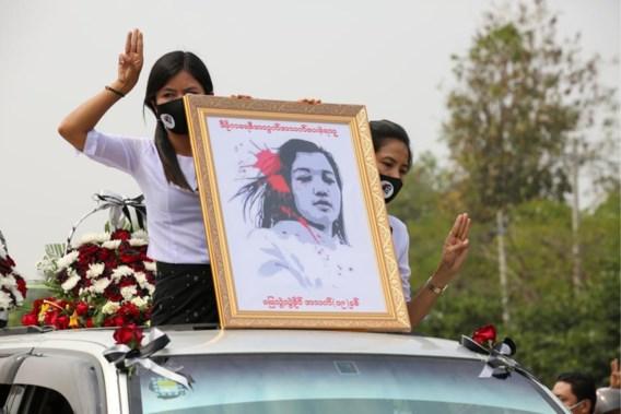 Alweer doden bij protest tegen junta in Myanmar