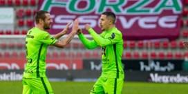 Zulte Waregem wint met 3-2 van Standard en staat op drie punten van Play-off 1