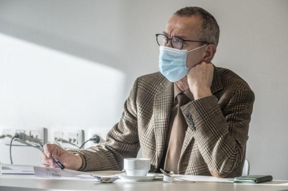 Frank Vandenbroucke: 'Pas over drie weken duidelijkheid over versoepeling'