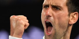 Novak Djokovic wint voor de 9e keer Australian Open