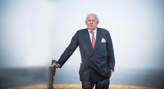 Overlijden Graaf Leopold Lippens: Knokke-Heist kondigt rouwperiode af van een week