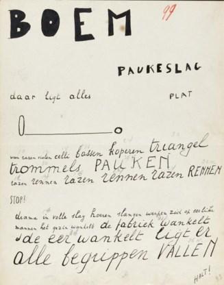 'Heilige graal van Vlaamse literatuur' gevonden