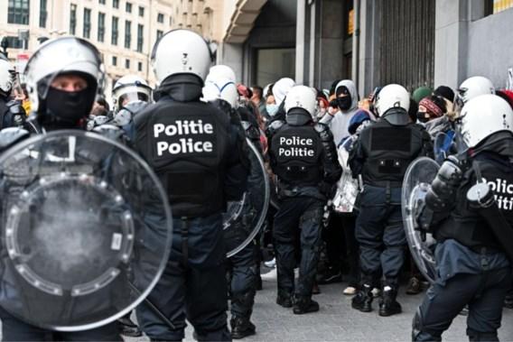 Politievakbond ACOD klaagt zelf politiegeweld aan