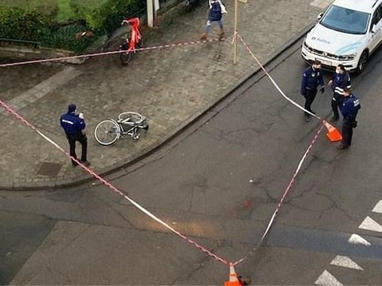 Fietsster overleden na aanrijding door auto in Vorst