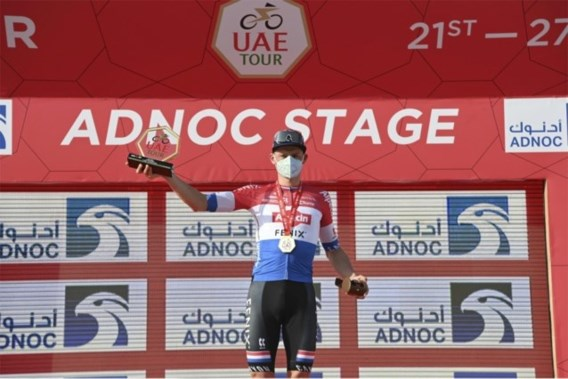 Staflid Alpecin-Fenix test positief in UAE, Mathieu van der Poel en ploegmaats starten niet meer