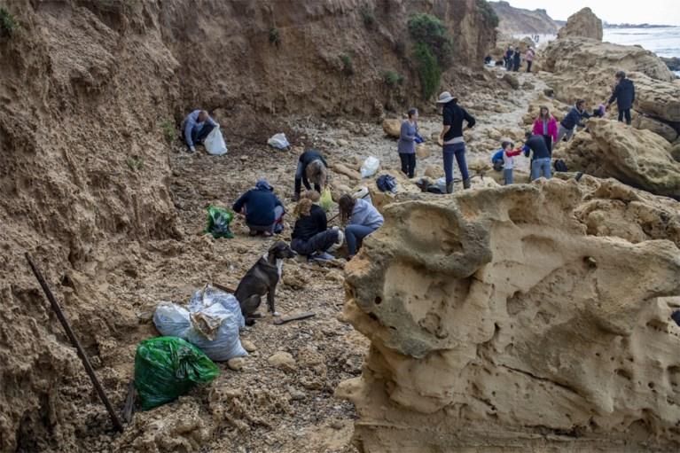 Stranden in Israël gesloten na olielek: 'Een van de ergste ecologische rampen ooit' in het land