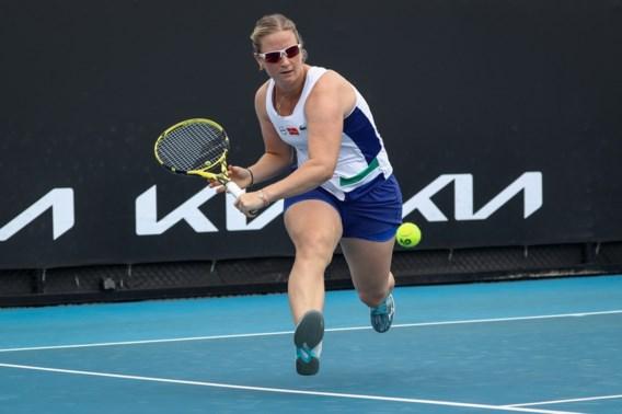 Ysaline Bonaventure uitgeschakeld in eerste ronde Australian Open
