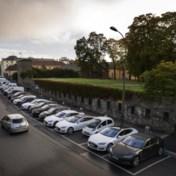 Noorwegen, het laboratorium voor elektrische wagens