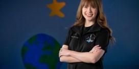 Genezen van kanker als kind, nu als jongste Amerikaanse naar de ruimte