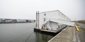 Besmettingen op opvangboot Reno in Gent nemen toe