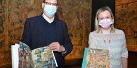MOU stelt boek voor over historie Oudenaardse wandtapijtkunst