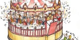 Benoemingscarrousel Vivaldi komtop toerental