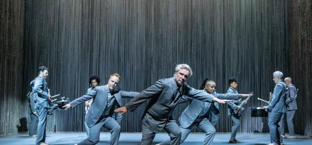 David Byrnes Amerikaanse utopie heeft een groove