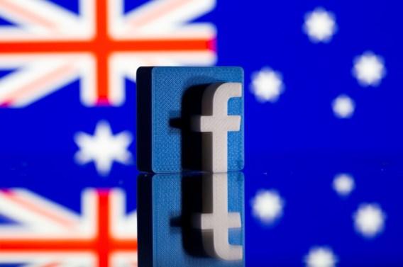 Australiërs krijgen weer toegang tot nieuws op Facebook