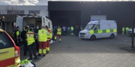 36 werknemers in Geel moeten naar ziekenhuis na CO-intoxicatie