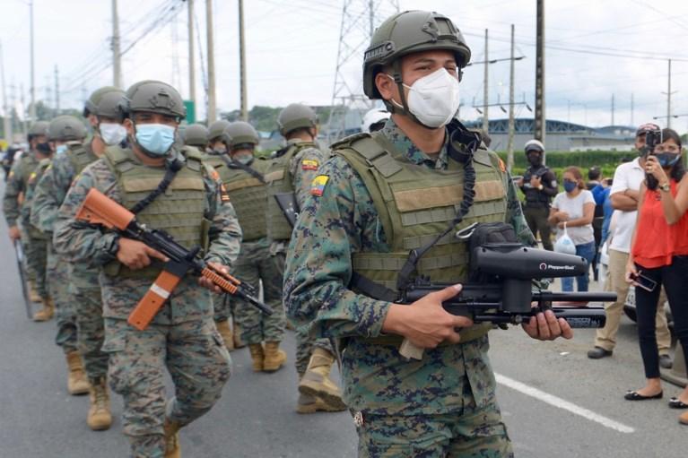 Minstens 75 doden bij gevangenisopstanden in Ecuador