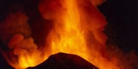 Vuurspuwende Etna levert nachtelijk natuurspektakel op