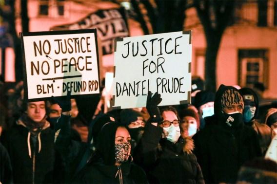 Politiegeweld VS: Agenten niet vervolgd voor dood Daniel Prude die stierf na zijn arrestatie