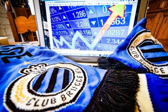 Club Brugge wordt eerste Belgische beursgenoteerde voetbalclub