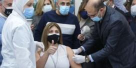 Libanese politici lieten eerst zichzelf inenten