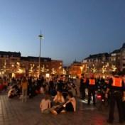 Burgemeester Leuven laat stadspark ontruimen wegens te grote drukte