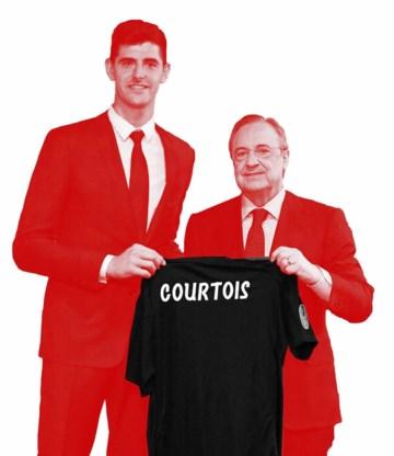 Courtois zette dubbele belastingconstructie op