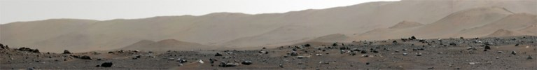 Nasa deelt eerste panoramafoto in hoge kwaliteit vanop Mars