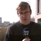 VRT-journalist blijft koelbloedig terwijl wesp op zijn gezicht zit