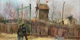 Vrij onbekende Van Gogh voor het eerst te zien