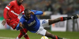 Antwerp verliest van Rangers en is Europees uitgeschakeld