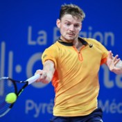 David Goffin is niet voldaan met plaats in halve finales in Montpellier