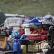 Keer op keer sloopt Israël het dorp Humsah al-Fawqa, keer op keer kijkt EU machteloos toe